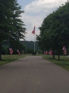 Middle TN Veterans Cemetery